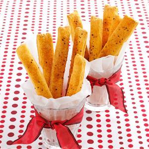 Cheesy Straws Recipe