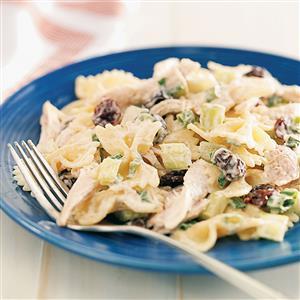 Cherry-Chicken Pasta Salad Recipe