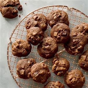 Cherry Chocolate Chunk Cookies Recipe