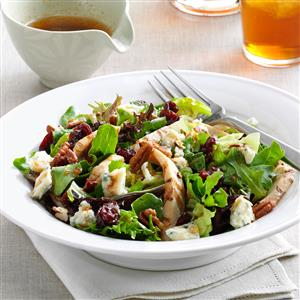 Chicken, Pecan & Cherry Salad Recipe