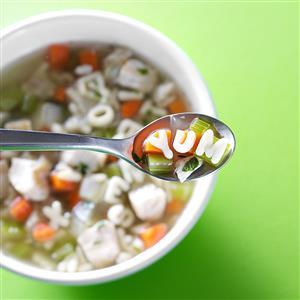 Chicken Alphabet Soup Recipe