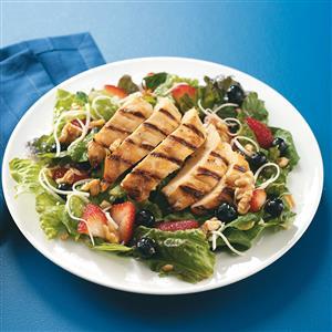 Chicken Berry Salad Recipe