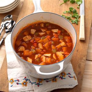Chicken Butternut Chili Recipe