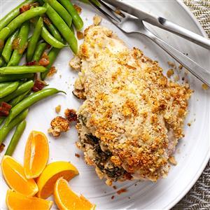 Chicken Caesar Florentine Recipe