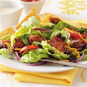 Chicken Fiesta Salad Recipe