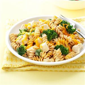 Chicken Pasta Skillet Recipe