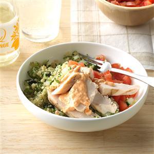 Chicken Quinoa Salad Recipe