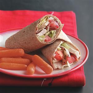Chicken Roll-em Ups Recipe