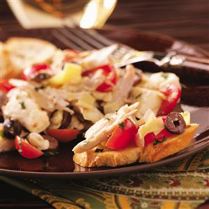 Chicken Salad Caprese Recipe