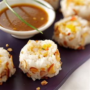 Chicken Tempura Rolls Recipe