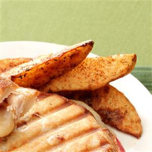 Chili Potato Wedges Recipe