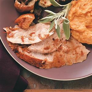 Chili-Roasted Turkey Breast Recipe