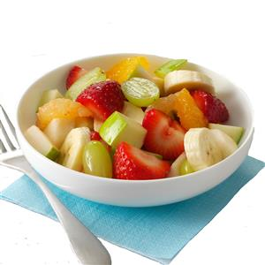 Chilled Mixed Fruit Recipe
