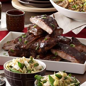 Chinese Barbecued Ribs Recipe