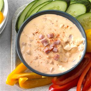 Chipotle Ham 'n' Cheese Dip Recipe