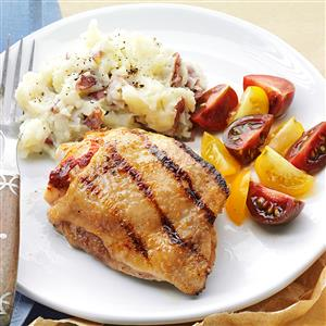 Chipotle-Lime Chicken Thighs Recipe