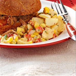 Chipotle Pepper Potato Salad Recipe