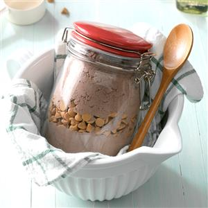 Chippy Chocolate Cookie Mix Recipe