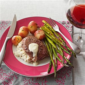 Chive Red Potatoes Recipe