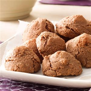 Chocolate Amaretti Recipe