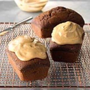 Chocolate Chai Mini Loaves Recipe