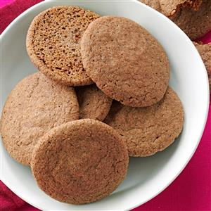 Chocolate Chai Snickerdoodles