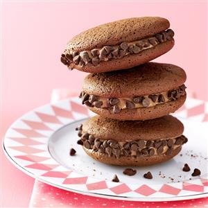 Chocolate Dream Whoopie Pies Recipe