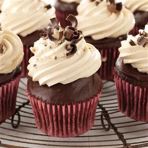 Chocolate Ganache Peanut Butter Cupcakes Recipe