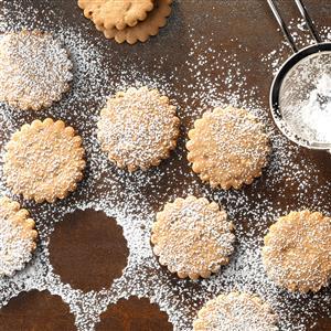 Chocolate Hazelnut Shortbread Recipe