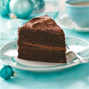 Chocolate Layered Cake Recipe