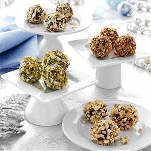 Chocolate Mascarpone Truffles Recipe