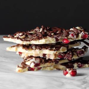 Chocolate Pomegranate Candies Recipe
