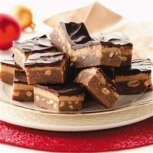 Chocolate Temptation  Brownies Recipe