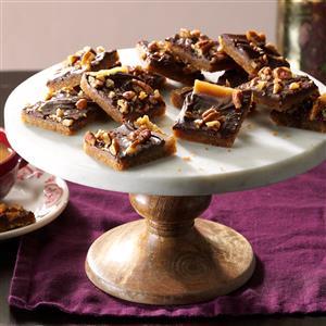 Chocolate Toffee Crunchies Recipe