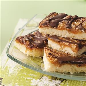 Chocolate Toffee Delights Recipe