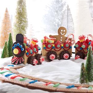 Christmas Candy Train Recipe
