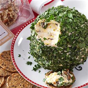 Christmas Cheese Balls Recipe