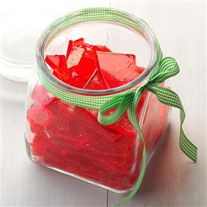 Christmas Hard Candy