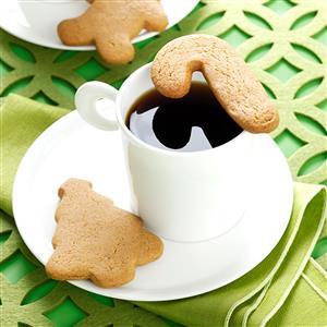Christmas Molasses Cookies Recipe