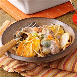 Church Supper Hot Dish Recipe