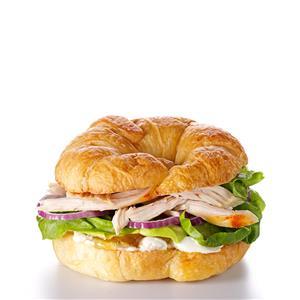 Chutney Chicken Croissants Recipe