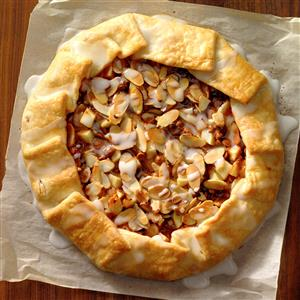 Cinnamon Apple Tart Recipe