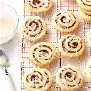 Cinnamon Bun Cookies Recipe