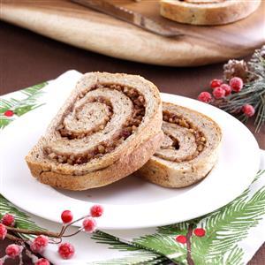 Cinnamon-Pecan Swirl Bread Recipe