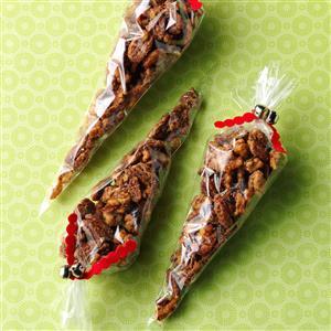 Cinnamon Praline Nuts Recipe