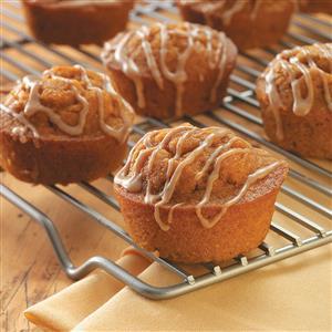 Cinnamon Sweet Potato Muffins Recipe