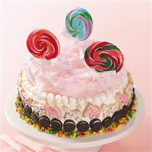 Circus Cake Recipe