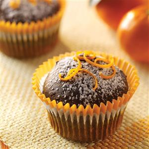 Citrus Chocolate Cupcakes Recipe
