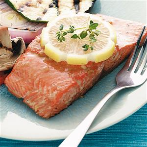 Citrus-Marinated Salmon Recipe