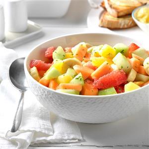 Citrus Melon Mingle Recipe